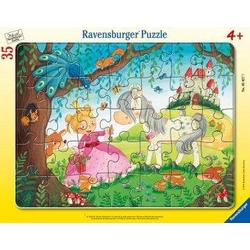 Im Land der kleinen Prinzessin (Puzzle)
