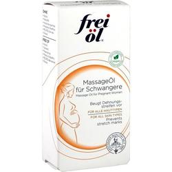 freiöl MassageÖl für Schwangere