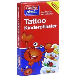 Tattoo Kinderpflaster 25x57mm