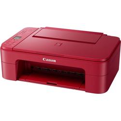 Canon PIXMA TS335 Multifunktionsdrucker, (WLAN (Wi-Fi) rot