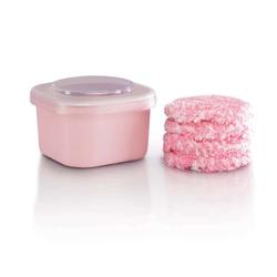 JEMAKO® Abschmink-Pads Set á 4 Stück - pink