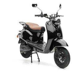 Nova Motors eRetro Star 50 elektro schwarz - 45km/h - Elektromotorroller