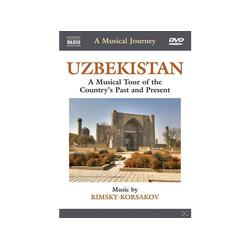 VARIOUS - Uzbekistan-Musical Tour (DVD)