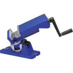 Maschinen-Schraubstock 80 mm in 3 Ebenen verstellbar