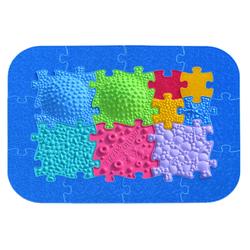 Orthopuzzle Strandpfad-Puzzle-Set - Sensorik Matten für Kinder