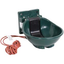 Lister SB 2 H/230 Kunststofftränke beheizbar 45 Watt, mit Heizkabel, grün