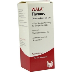THYMUS OLEUM aethereum 5% 100 ml