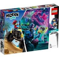 Lego Hidden Side Jacks Strandbuggy 70428