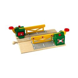 BRIO® Spielzeug-Eisenbahn Magnetische Kreuzung mit Schranken