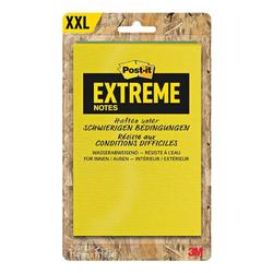 2er-Pack Haftnotizen »Extreme Notes« grün, Post-it EXTREME NOTES