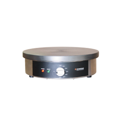 SCHNEIDER Crepes-Eisen, Sparsames Crepesbackgerät mit Teflonbeschichtung, Maße (L x B x H): 400 x 400 x 125 mm