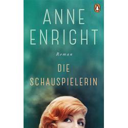 Die Schauspielerin als Buch von Anne Enright