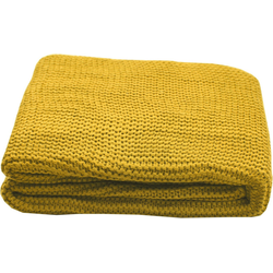 Plaid Plain Knit, TOM TAILOR, Zeitlos schön gelb