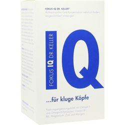 Fokus IQ Dr.Keller