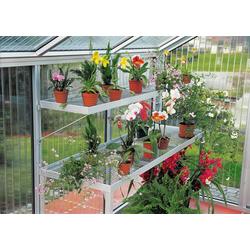 Beckmann Pflanztisch, für Gewächshaus Allplanta® und Allgäu, BxT: 200x60 cm