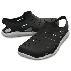 Crocs Crocs Swiftwater Wave M Badeschuh schwarz 41-42
