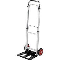 Pro-bau-tec® 10411 Sackkarre klappbar Aluminium Traglast (max.): 90kg