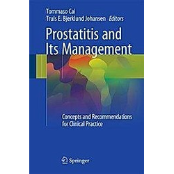 Prostatitis and Its Management - Buch