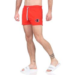 Champion Shorts Champion Herren Badeshorts 214430 RS041 FLS NVB Rot XXL