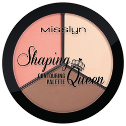 Misslyn Puder Gesichts-Make-up Highlighter 13g Rosegold