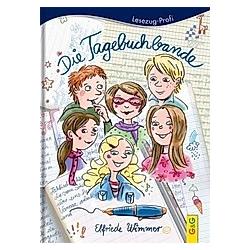 Die Tagebuchbande. Elfriede Wimmer  - Buch