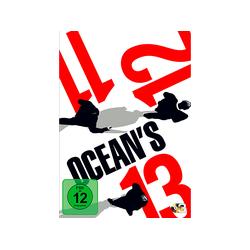 Ocean's Trilogie DVD