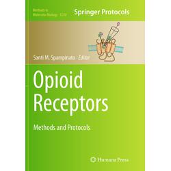 Opioid Receptors als Buch von