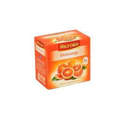 Milford Blutorange Früchtetee mit Blutorangen Aroma süss 63g