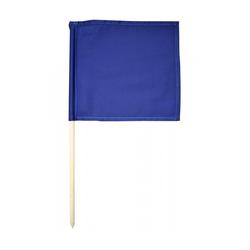 KR-FAHNE, BLAU (Farbe: Blau)