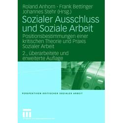 Sozialer Ausschluss und Soziale Arbeit als Buch von