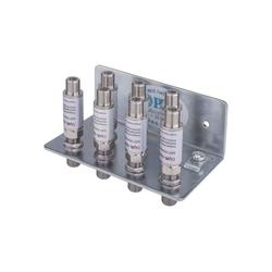 DUR-line DUR-line EW7 Erdungswinkel Set - 7fach Erdungswink SAT-Kabel