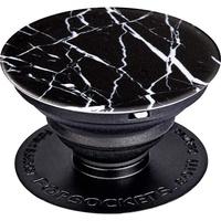 PopSockets Grip Black Marble