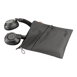 Poly - Plantronics Voyager 8200 UC - Kopfhörer mit Mikrofon - ohrumschließend - Bluetooth - kabellos