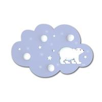 Waldi Leuchten Wolke Eisbär LED 4/10 66101.0 (4003028304064)
