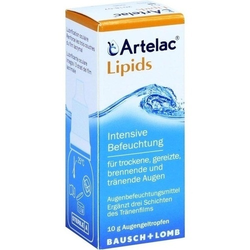 ARTELAC Lipids MD Augengel 10 g
