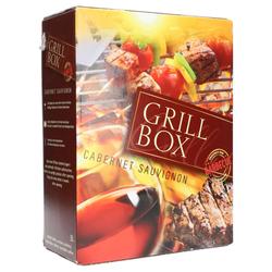 GRILLBOX Cabernet Sauvignon 13% 3 ltr.