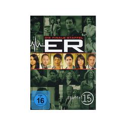 E.R. - Emergency Room Staffel 15 DVD