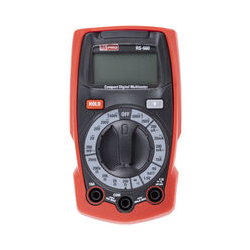 Digital-Multimeter, 600V ac / 10A ac, 2MΩ, Kat.III - Rs Pro