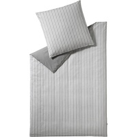 Esprit Herringbone grey 200 x 200 cm + 2 x 80 x 80 cm