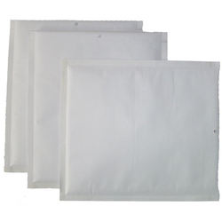 Luftpolster-Versandtaschen 230 x 340 mm Nr 17 (G) weiß 100 Stück