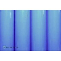 Oracover 21-051-010 Bügelfolie (L x B) 10m x 60cm Blau (fluoreszierend)