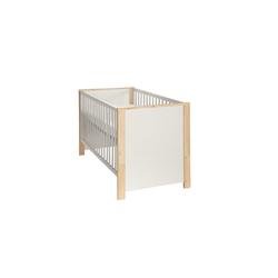 Vito Kinderbett 5009 in lichtgrau/Artisan Eiche-Optik