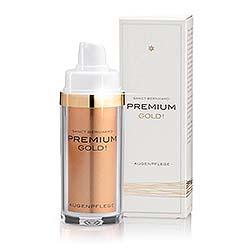 Premium Gold! Augenpflege