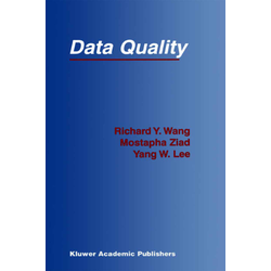 Data Quality als Buch von Yang W. Lee/ Richard Y. Wang/ Mostapha Ziad