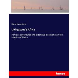 Livingstone's Africa als Buch von David Livingstone