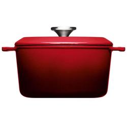 WOLL Kochtopf Iron, Gusseisen, (1 tlg.), Ø 20 cm, Induktion rot Gemüsetöpfe Töpfe Haushaltswaren