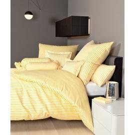 JANINE Modernclassic 3912 gelb 155 x 200 cm + 80 x 80 cm
