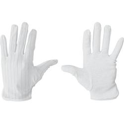 BJZ C-199 2814-S ESD-Handschuh rutschfest Größe: S Polyester, Polyurethan