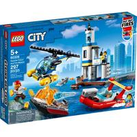 Lego City Polizei und Feuerwehr im Küsteneinsatz 60308
