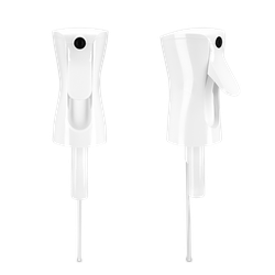 Airless-Dispenser aus PP/PE - weiß